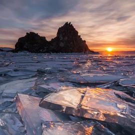 Байкал. Ледовая экспедиция