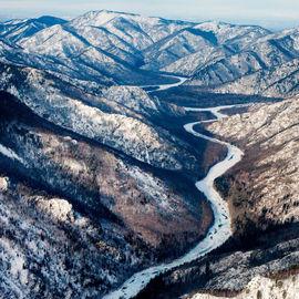 Зимний тур в Хакасию
