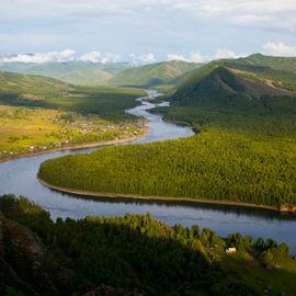 Большая Сибирь. Круиз от Норильска до Иркутска