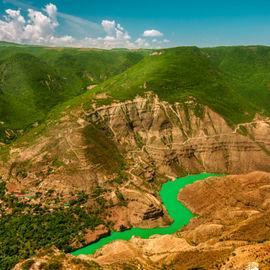 Восточные краски Дагестана