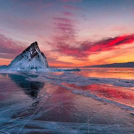 Магия Байкальского льда