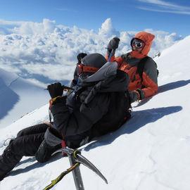 Восхождение на Эльбрус с юга. Комфорт