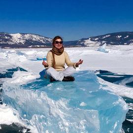 Драгоценности зимнего Байкала: Листвянка и Ольхон