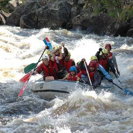 Охта – путеводная река. Сплав и рыбалка