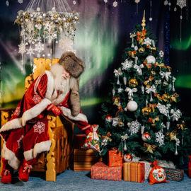Сказочный Новый год в Карелии