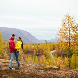 Осеннее очарование гор Адыгеи