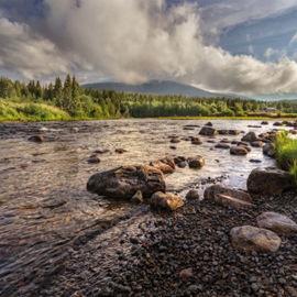 Сплав по реке Колвица до Белого моря