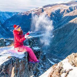 Весь Алтай. Новогодний тур, 9 дней