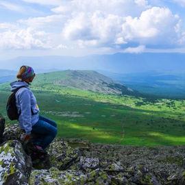 Поход по парку Зюраткуль и гора Иремель