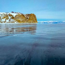 Ледяные Замки Ольхона. Сокращенная программа