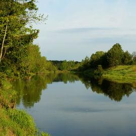 На байдарках по реке Жиздра