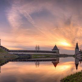 Тур выходного дня по Псковской области
