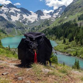 Пеший поход к Мультинским озерам без рюкзаков