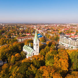 Ноябрь на Балтике. Экскурсионный тур