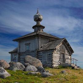 Магия Соловецких островов