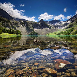 Мультинские озера. Треккинг