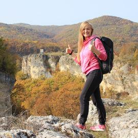 Осенними горными тропами