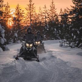 Снегоходное сафари к вершинам Северо-Восточного Алтая