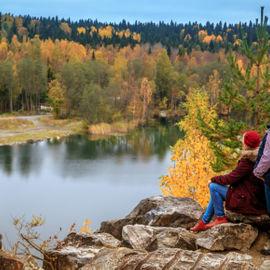 Осенние выходные в Карелии