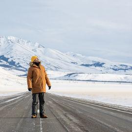 Зимнее приключение в Уймонской долине