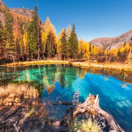Осенний Алтай. Экскурсионный тур