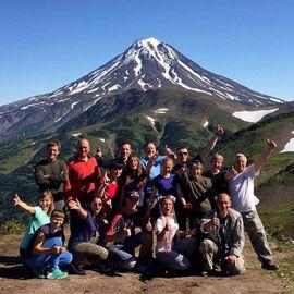 Контрасты Камчатки. Путешествие к вулканам без рюкзаков
