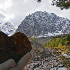 Страна гор. Алтай