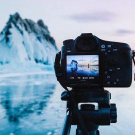 Жаркий, чистый, твой. Фототур по льду Байкала