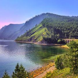 Семь дней на Байкале