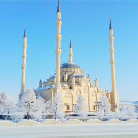 Рождественский активный тур по Кавказу