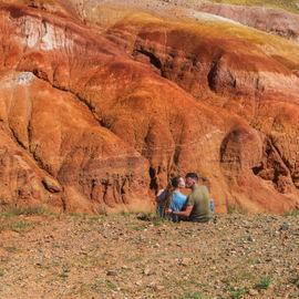 Тур по Чуйскому тракту: Марсианские горы и Гейзерное озеро