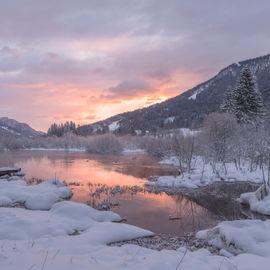 По следам первооткрывателей и реке Анюй. Активный зимний отдых с проживанием в глэмпинге