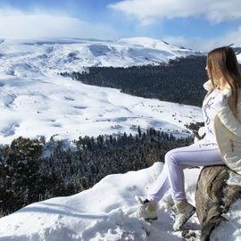 Активная зима в Адыгее