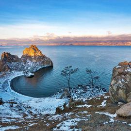 Новогодние каникулы на Байкале