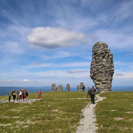 Тур на Маньпупунер: 7 Чудес Северного Урала