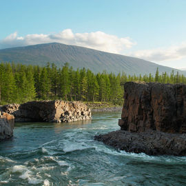 Затерянный мир Сибири. От Норильска до Красноярска. Плато Путорана
