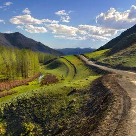 Автотур по Алтаю. Уникальная дорога мира