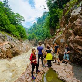 Майские праздники в горах Адыгеи. Комбинированный тур