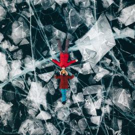 Ледяные просторы Байкала. Поход на коньках и экскурсии