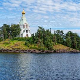 Святой треугольник: Кижи, Валаам, Соловки, 6 дней