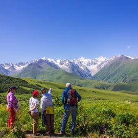 Притяжение Кавказа