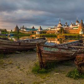 Пять чудес Соловецких островов