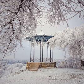 Ожерелье Кавказских Минеральных Вод. Рождество