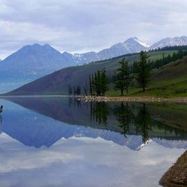 Большое путешествие: Енисей, Байкал, Монголия