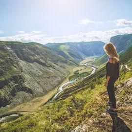 Большой Алтай. Экскурсионный тур