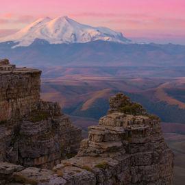 От песков Калмыкии до снегов Эльбруса. Большой джип тур