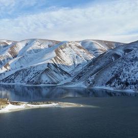 Притяжение Кавказа на Рождество