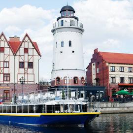 Балтийский вояж. Экскурсионный тур на июньские праздники