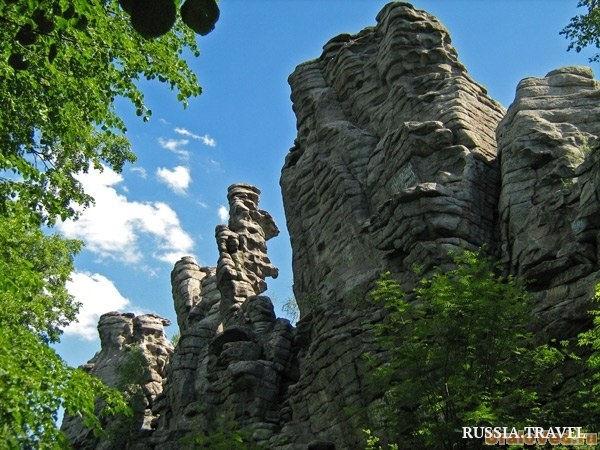 Скальный комплекс «Семь братьев»