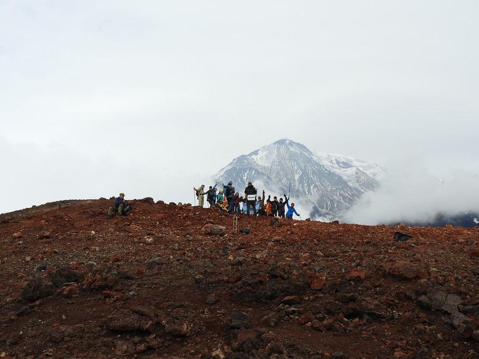 Вулкан Плоский Толбачик